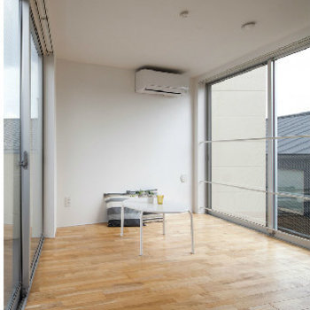 やっぱり、この空間いいですね※似た間取り別部屋の写真です