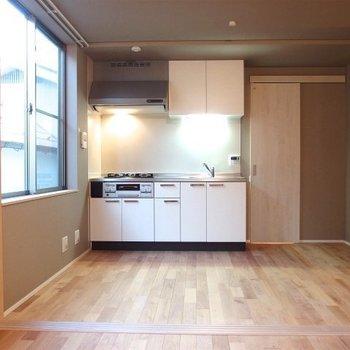 キッチンが立派なんだな〜※前回募集時の写真です