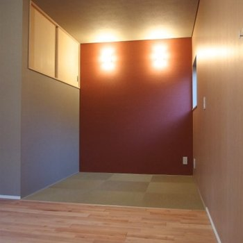 和室のある空間。※前回募集時の写真です