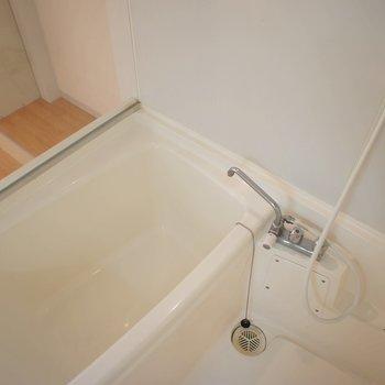 広々しているお風呂。※写真は前回撮影時のもの