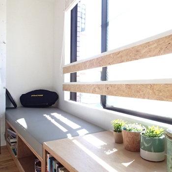 ここがとても気持ちのよい居場所になりそう! ※4階の似た間取り別部屋の写真です
