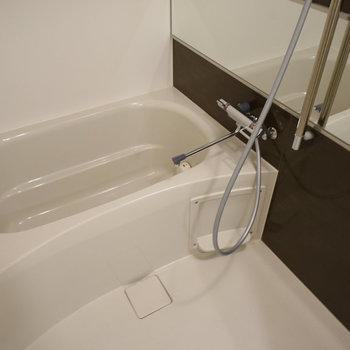 お風呂は乾燥機も◎