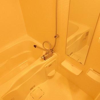 バスルーム広々※写真は前回募集時のものです
