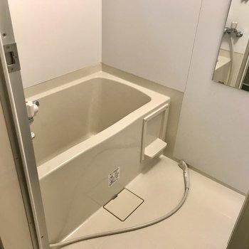 お風呂はシンプル!