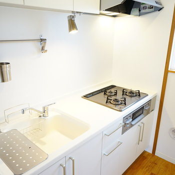 【イメージ写真】キッチンも新しくシステムキッチンになります!