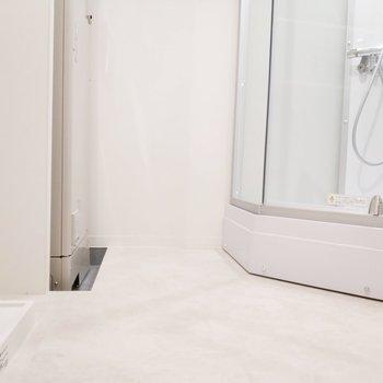 水回りは1部屋コンパクトに。※前回募集時の写真