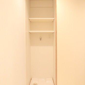スライドドアで隠せちゃう!*写真は同間取りの2階のお部屋です。