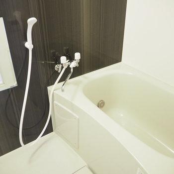 シンプルなお風呂!※写真は前回募集時のものです