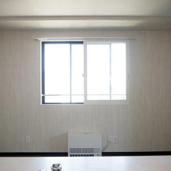 キッチンからの眺めはこんな感じ※写真は前回募集時のものです