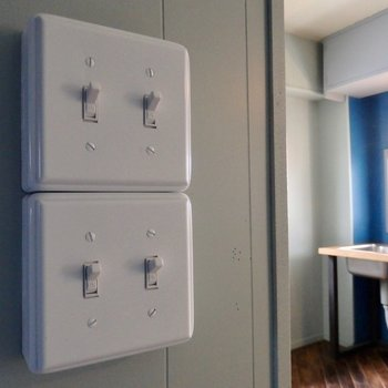 意味もなく電気つけたり消したりしちゃいそう。
