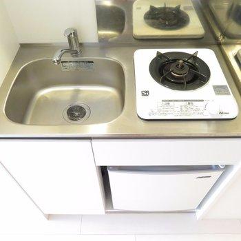 調理スペースはナシです※写真は別部屋同間取りです。