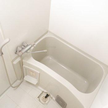 お風呂も清潔感あっていいですね〜*。