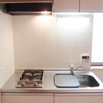キッチンアップ。どことなく可愛げがあります。 ※写真は前回募集時のものです。