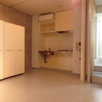 キッチンの配置※写真は前回募集時のものです