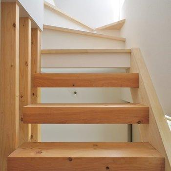 2階へ、、、