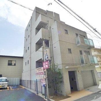 須磨の住宅街です