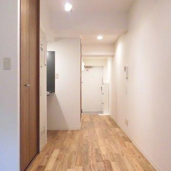 バルコニーからの風景です ※1階同間取り別部屋の写真です