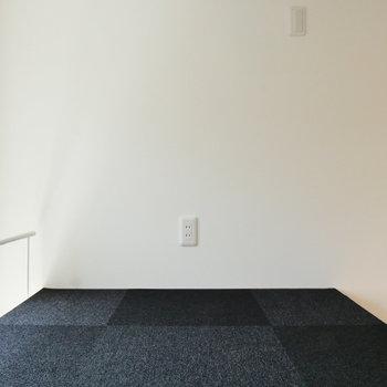 タイルカーペットです。※写真は前回募集時のものです