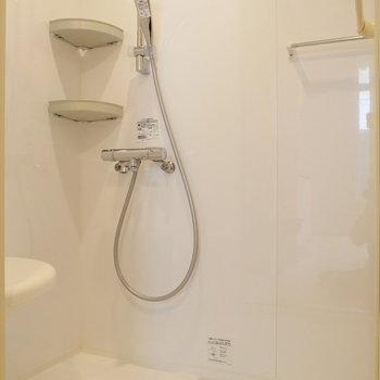 お風呂はシャワーでどうぞ。※写真は前回募集時のものです