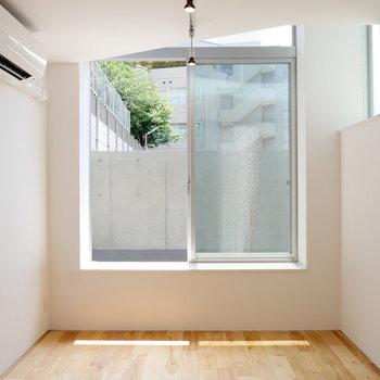 おっきな窓!