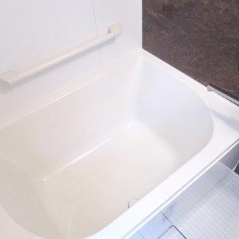 お風呂はキレイ♪
