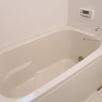 お風呂はとってもきれいでした