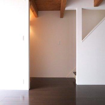2階は・・・