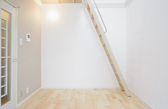 ひみつの屋根裏のお部屋