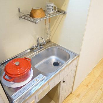 【似た間取りの別部屋】キッチンはリメイク予定!