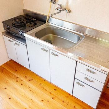 【LDK】冷蔵庫を置くスペースは一考の余地あります。