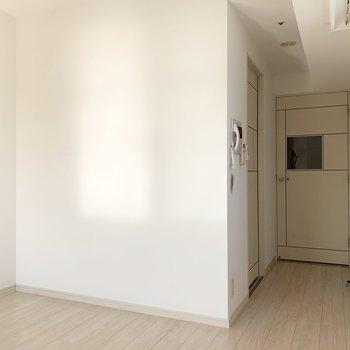 【LDK】ドアのデザインがかっこよかったです。