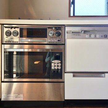 なんとオーブン・食洗機付き!