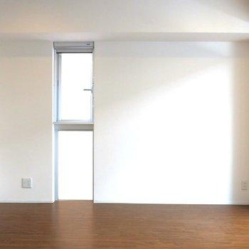 角部屋で明るい空間!