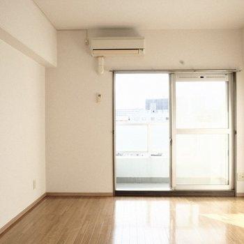 太陽さんさん♪※写真は9階の同間取り別部屋のものです