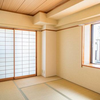 和室には障子もありますよ!※写真は前回募集時のものです。
