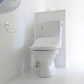 そのお隣にトイレ。※写真は前回募集時のものです