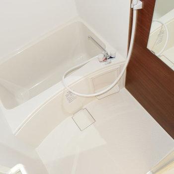 浴室乾燥機能ついてますよ。※写真は前回募集時のものです