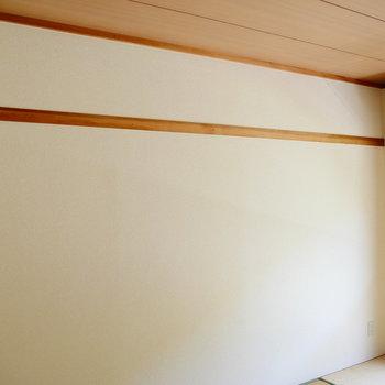 長押が和室の良さだったりもしますよね。