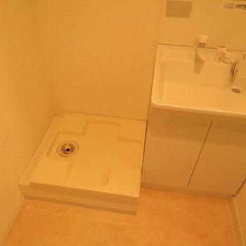 洗面脱衣所はこうなります