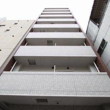 レジュールアッシュ大阪城EAST