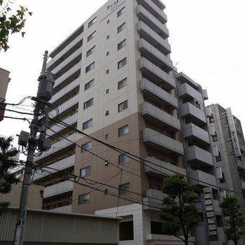 パークウェル神田EAST弐番館