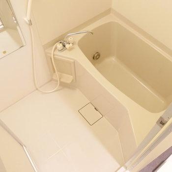 浴室は追焚機能付!※写真は前回募集時のものです。