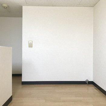 ロフトの上〜!※写真は同間取り別部屋です