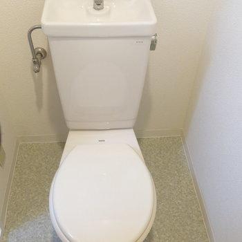 シンプルイズベストなトイレ!