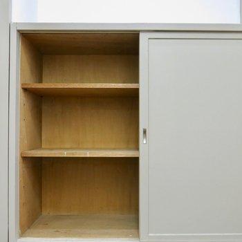 大きめな靴箱※写真は同間取り別部屋のものです。