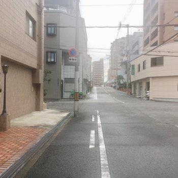 【周辺環境】落ち着いた住宅街です。