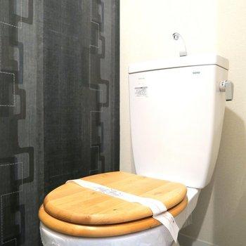 トイレもお洒落〜なデザイン※写真は前回募集時のもの