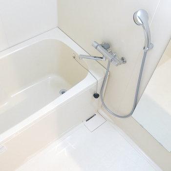 シャワーヘッドも交換済み!