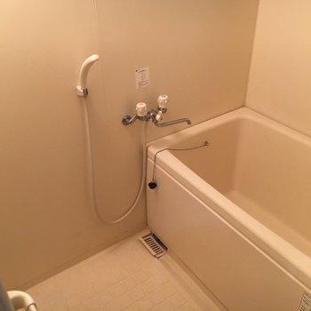 お風呂にも窓があって閉塞感がありません。※写真は前回募集時のものです