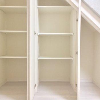 たーっぷり大容量◎※写真は同階、反転間取りの別部屋です。